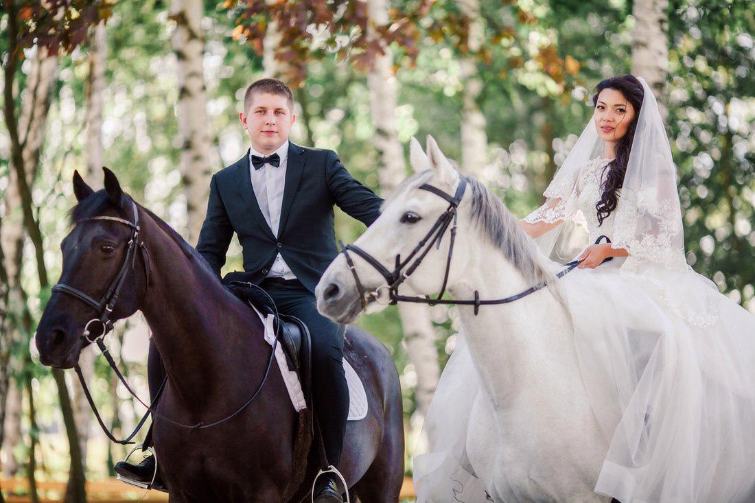 Верховая езда в Русской Сказке